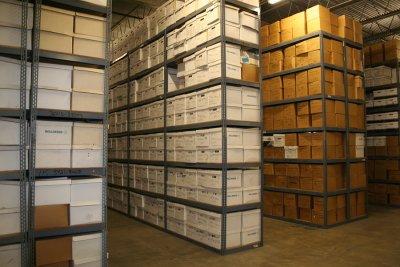 retention - storage